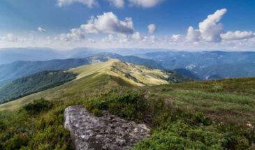 тур Синевирский перевал