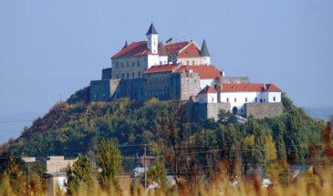 тур Мукачево замок Паланок