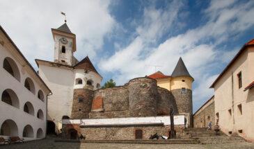 тур Мукачевский замок Паланок