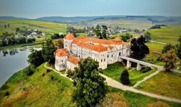 тур Свиржский замок