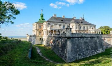 тур Подгорецкий замок Конецпольских