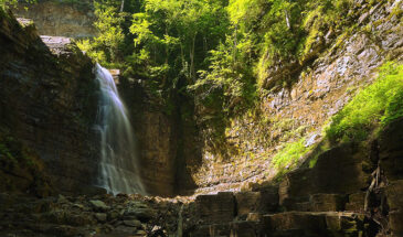 тур Манявский водопад