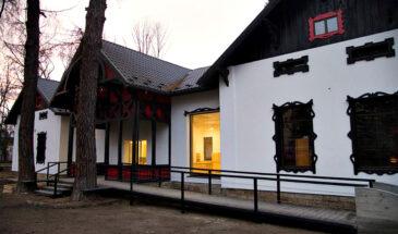 Центр наследия Выгодской узкоколейки