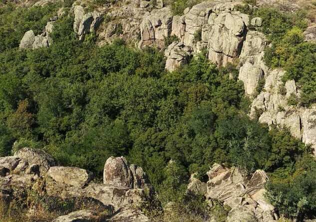 тур Актовский каньон