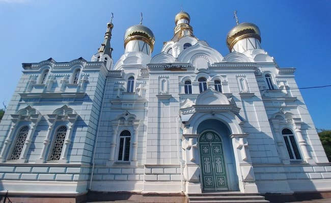 Экскурсия Некрополи Одессы2