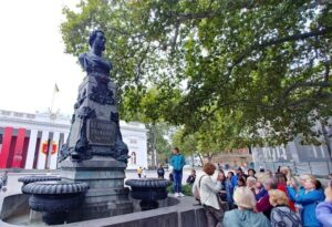 Экскурсия по Одессе памятник Пушкину